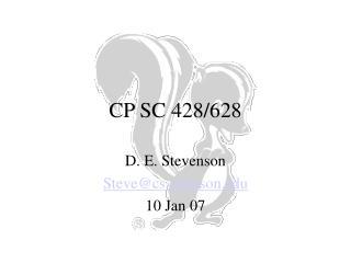 CP SC 428/628