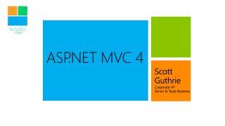 ASP MVC 4