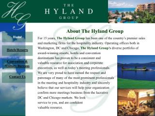 About The Hyland Group