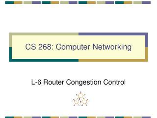 CS 268: Computer Networking