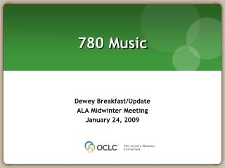 780 Music