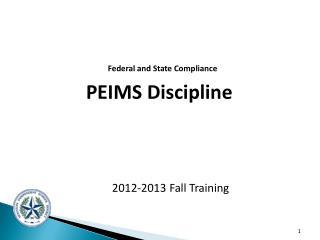 2012-2013 Fall Training