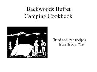 Backwoods Buffet Camping Cookbook
