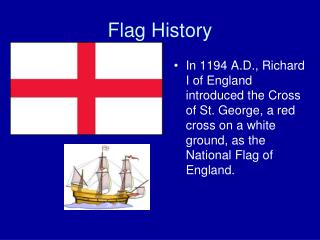 Flag History