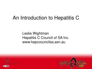 An Introduction to Hepatitis C