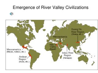 Emergence of River Valley Civilizations