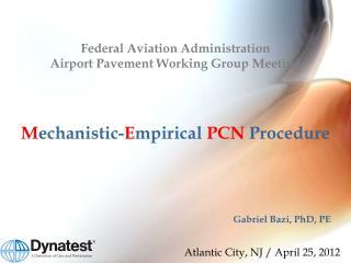 Atlantic City, NJ / April 25, 2012