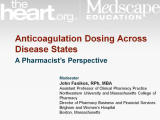 Anticoagulant Safety Remains a Problem
