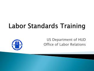 Labor Standards Training