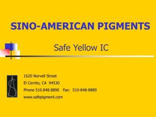 Safe Yellow IC