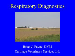 Respiratory Diagnostics
