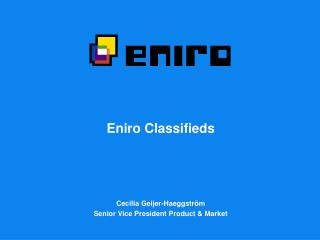 Eniro Classifieds