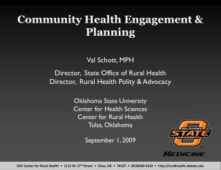 Community Health Engagement & Planning