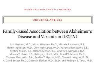 Bertram et al. (2005) , NEJM, 352:884-894.