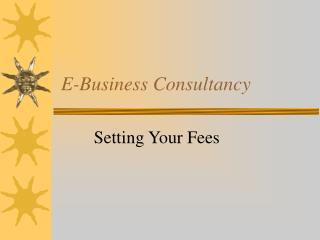 E-Business Consultancy