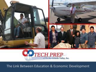 The Link Between Education & Economic Development