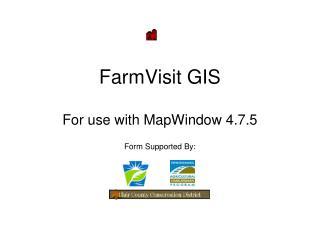 FarmVisit GIS