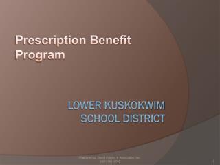 Lower Kuskokwim  School  District
