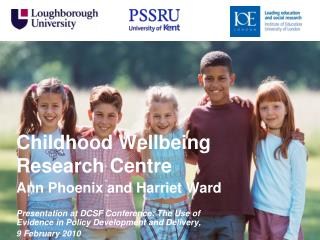 Childhood Wellbeing Research Centre