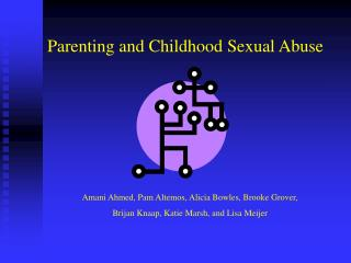 Parenting and Childhood Sexual Abuse