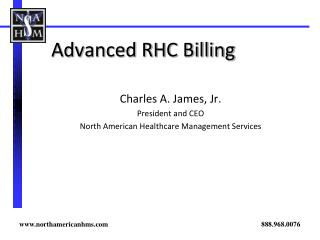 Advanced RHC Billing
