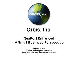 Orbis, Inc.