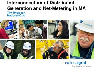 Interconnection of Distributed Generation and Net-Metering in MA