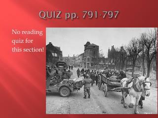 QUIZ pp. 791-797