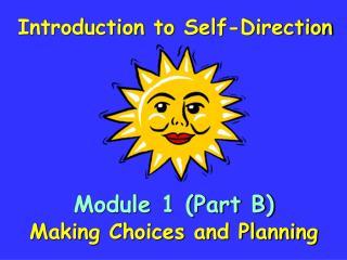 Module 1 (Part B)