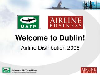 Welcome to Dublin!