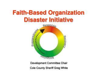 Faith-Based Organization Disaster Initiative