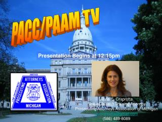 PACC/PAAM TV