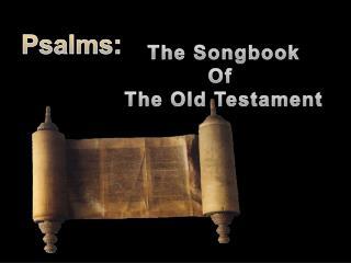 Psalms: