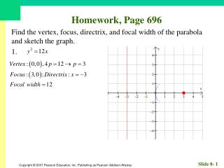 Homework, Page 696