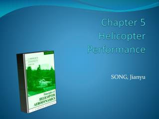Chapter 5 Helicopter  Performance