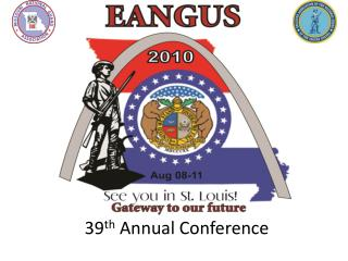 39 th  Annual Conference