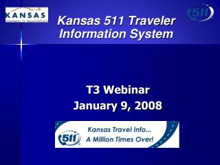 Kansas 511 Traveler Information System