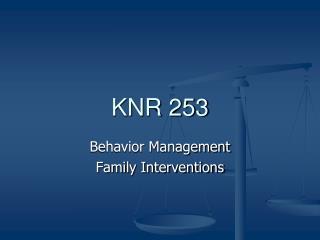 KNR 253