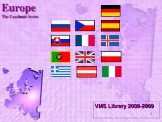VMS Library 2008-2009