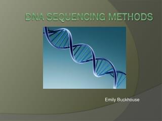 DNA Sequencing Methods