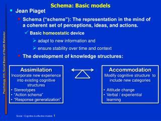 Schema: Basic models
