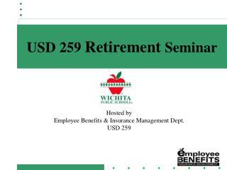 USD 259  Retirement  Seminar