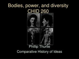 Bodies, power, and diversity CHID 260