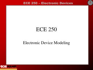 ECE 250