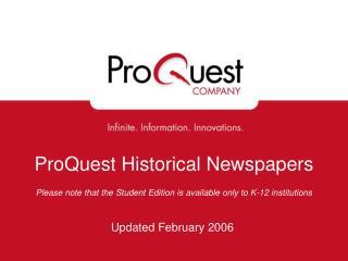 Updated February 2006
