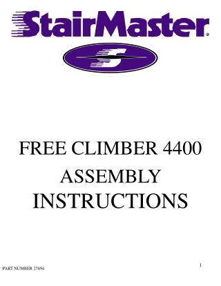 FREE CLIMBER 4400