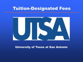 Tuition-Designated Fees