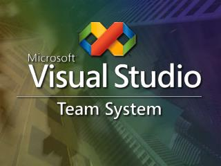 Visual Studio 2005 Team System:  Managing the Software Development Lifecycle