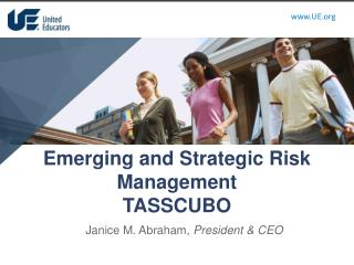 Emerging and Strategic Risk Management TASSCUBO