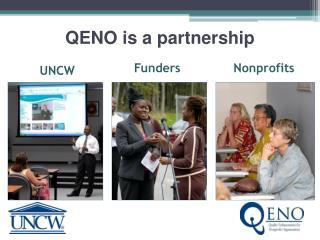 QENO is a partnership